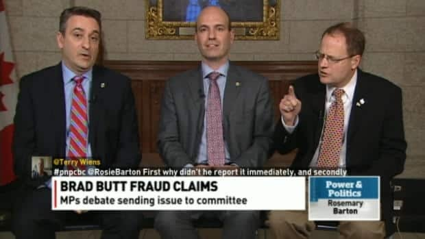MPs debate Brad Butt's comments