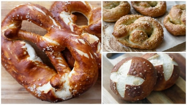 There are some great places in the Calgary area to get a salty pretzel snack.