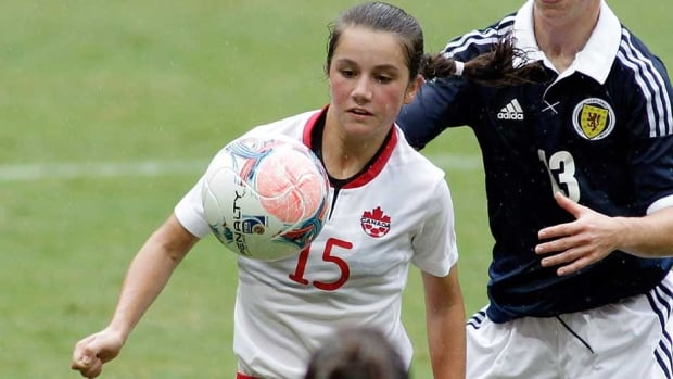 Canada's Jessie Fleming was named captain Tuesday for the FIFA U-17 Women's World Cup.