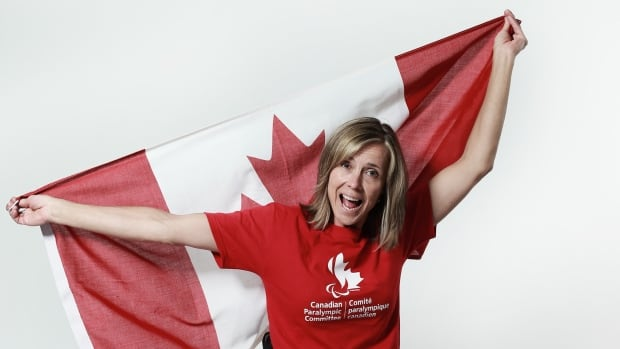 Sonja Gaudet is Canada's most decorated wheelchair curler.