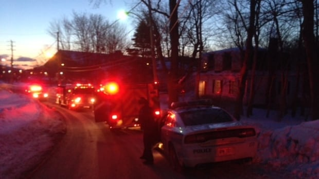 The quick response time to a call about a fire on Winter Ave. in St. John's helped prevent a fire from spreading.