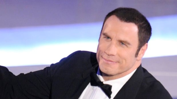 John Travolta apologized Tuesday to Tony Award winning singer Idina Menzel for butchering her name during the Oscars telecast.