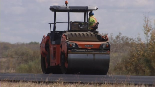 Roadbuilders say they are owed millions from the province.
