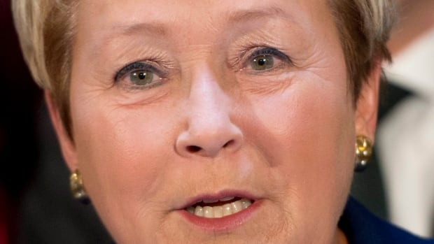 Quebec Premier and Parti Quebecois Leader Pauline Marois announces that she is taking steps to trigger a provincial election in Quebec City on Wednesday.