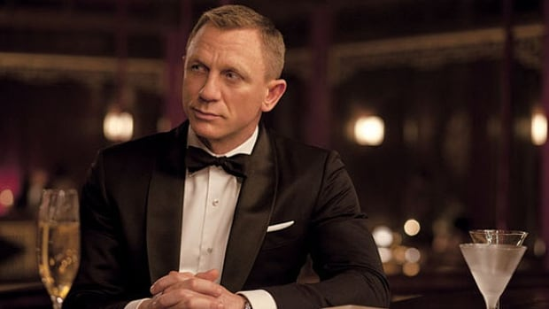 Tunes from Skyfall, the super popular James Bond iteration featuring Daniel Craig, will be played at the Winnipeg Symphony Orchestra this weekend.
