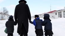 Lev Tahor child custody