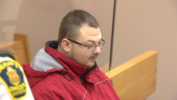 Justin Murphy, 27, was sentenced to  to two and a half years in prison for setting a fire at the Salvation Army Thrift Store in St. John's last year.