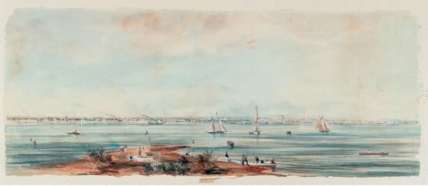 Toronto 1856