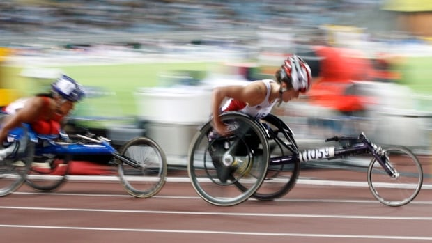 Tatyana McFadden is one of the most decorated American Paralympians competing at the Sochi Games.