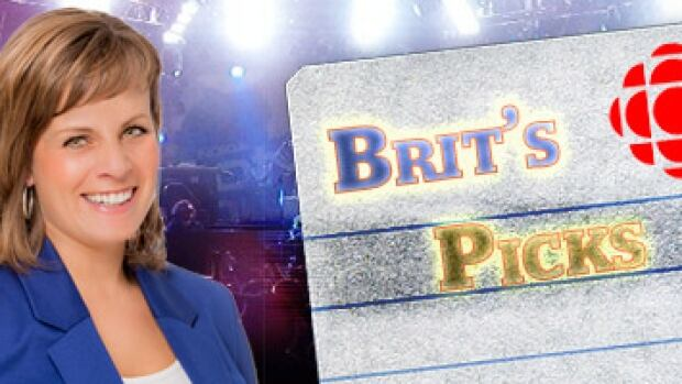 Let Britainy Robinson help you make your picks for the weekend's entertainment.