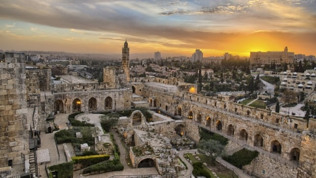 It took inspiration, five years and hundreds of cups of tea to make Jerusalem, a documentary about the iconic city.