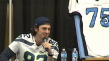 Seattle Seahawk Luke Willson says yes to high school prom date