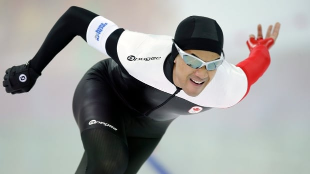Canada's Gilmore Junio earned his third career World Cup medal, all coming over 500 metres.