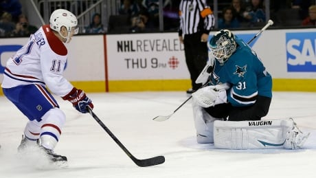 Canadiens Sharks Hockey
