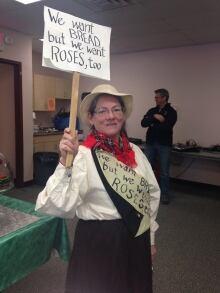 Dawn Lacey, Wise Women Awards Yellowknife