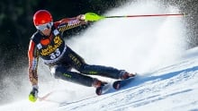Michael Janyk ends skiing career with solid performance