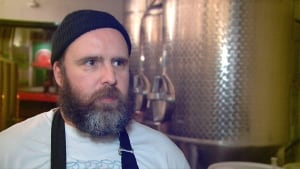 Nigel Springthorpe, co-owner of Brassneck Brewery