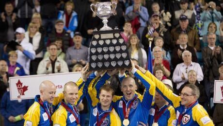 Brier: Alberta's Kevin Koe beats B.C.'s Morris for title