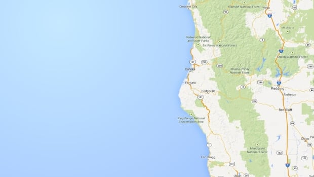 A 6.9 magnitude quake struck off Northern California Sunday night at a relatively shallow depth.