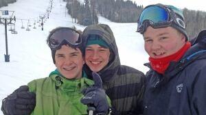 Colin and John St. James, Keegan Arthur