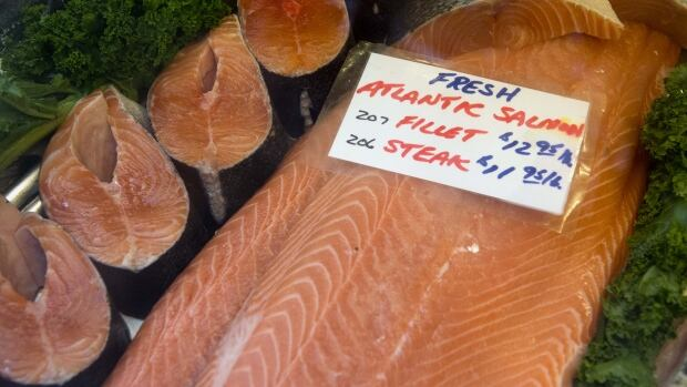 Loblaws will be the first North American supermarket chain to stock Atlantic salmon certified by the Aquaculture Stewardship Council. The group introduced new strict standards last year for sustainably farmed Atlantic salmon,