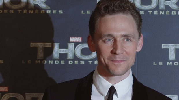 Actor Tom Hiddleston, best known for films like Thor, is a nominee for Britain's Laurence Olivier theatre awards for his starring role in Coriolanus.