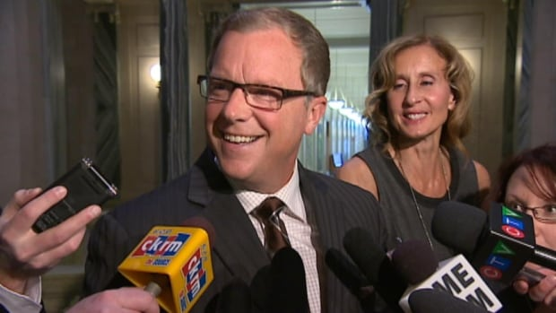 Saskatchewan Premier Brad Wall says he has been asked, in the past, what jobs interest him after his life in politics.