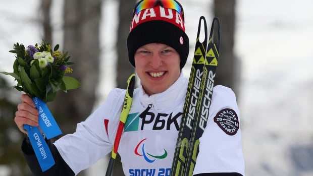 Mark Arendz has won a silver and a bronze medal at the Sochi 2014 Paralympic Games so far.