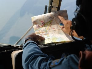 Searching for Malaysia Airlines MH370