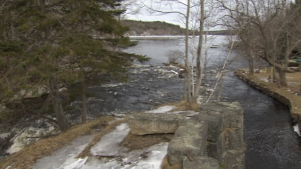 At issue is an area of land that acts as the only public access point to Fletchers Lake in Fall River.