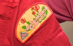 Scouts Canada Newfoundland and Labrador badge