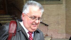 Crown prosecutor Paul Veniot
