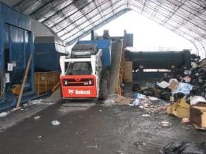 Waste disposal trash Disintegrator