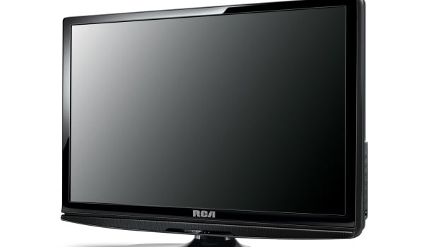 A 40-inch RCA flat-screen television was stolen from an Atlantic Superstore location in January.