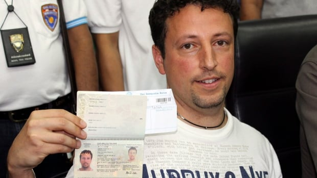 Italian Luigi Maraldi, whose passport was stolen in Phuket, Thailand, and used by a passenger boarding Malaysia Airlines MH370.