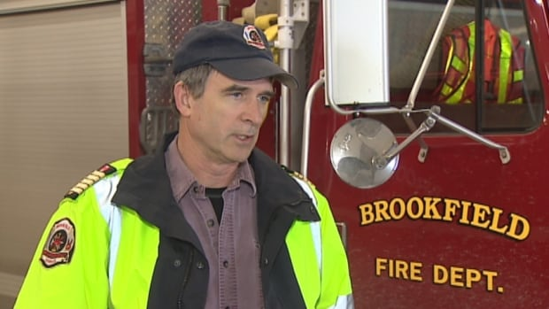 Fire Chief Rod Nielsen said the mistake happened while the treasurer was out sick.