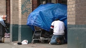 Homeless count Vancouver