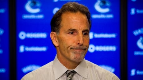Mike Gillis non-committal on status of John Tortorella