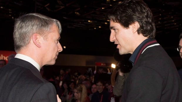 The Liberal Party is warning former leadership contenders who want to run for the party in 2015 that those who went over the $100,000 leadership debt limit risk not being approved as candidates. That could clear the path for star candidate Andrew Leslie, left, in an Ottawa riding.