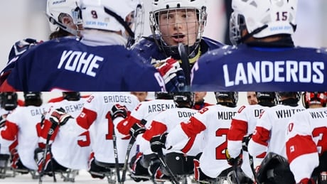 Team USA meets Canada in sledge hockey semifinals