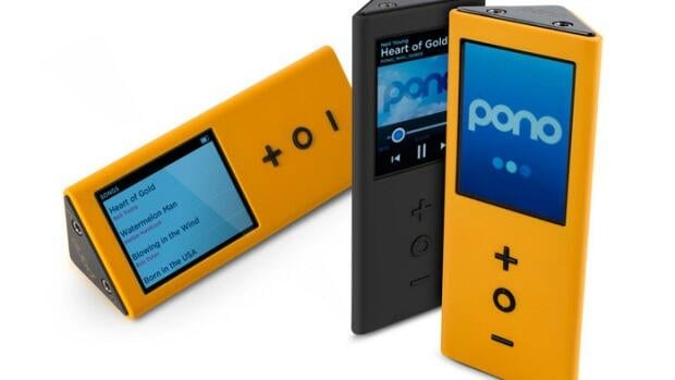 Neil Young launches Pono player