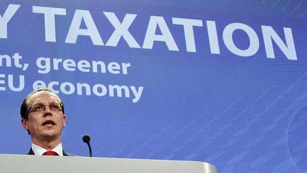 EU tax czar Algirdas Semeta said the failure of the tax haven crackdown was disappointing.