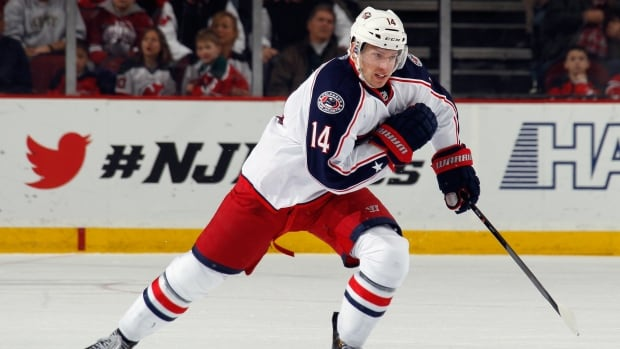Blake Comeau of the Columbus Blue Jackets has been suspended by the NHL's Department of Player Safety for boarding Red Wings defenceman Brendan Smith.