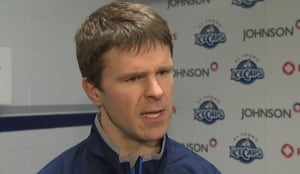 Keith McCambridge St. John's IceCaps coach