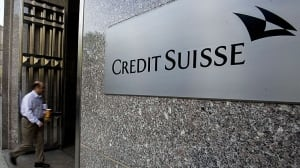 Credit Suisse, Switzerland's second largest bank, agreed to pay $2.6 billion in penalties for its role in helping American hide money in off-shore accounts.