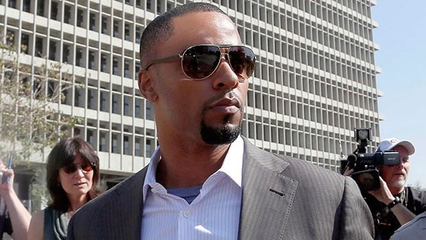 Former NFL All-Pro safety Darren Sharper must remain in a Los Angeles jail without bail after he was indicted in Arizona on charges of drugging and sexually assaulting two women.
