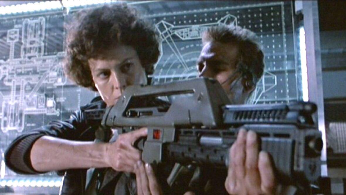 Sigourney Weaver Aliens Co Stars To Reunite At Calgary