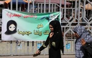 Mideast Iraq Child Brides