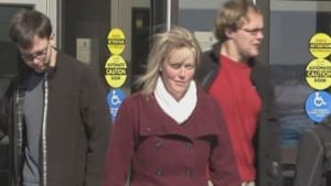 Norma Wasser, the estranged wife of Ronald Wasser, and her two sons