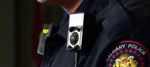 Calgary police badge new